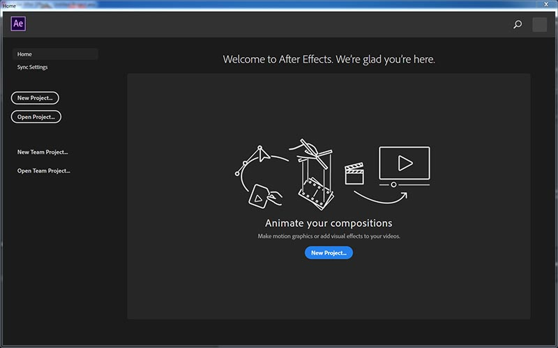 After Effects 2019 v16.1.1.4