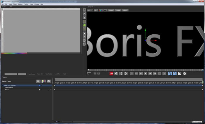 Buy Boris Continuum Complete 10 for Adobe AE and PrPro width=