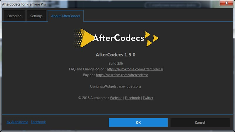 AfterCodecs 1 5
