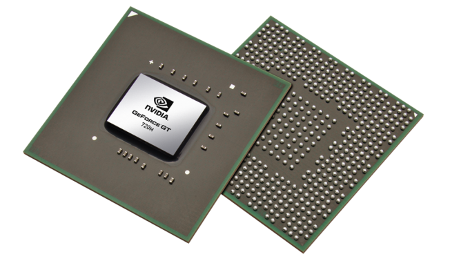 Nvidia geforce 720m драйвер