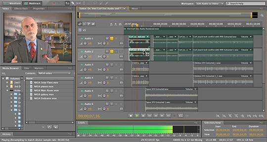 Adobe Audition Cs - фото 4