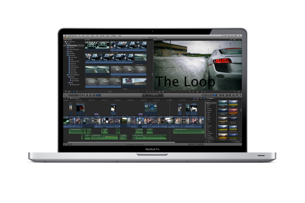 Apple Final Cut Pro X 10.0.8