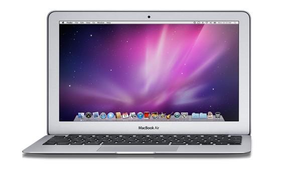 настройка ноутбука apple